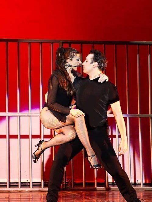 Compañía de Danza Sandra Santa Cruz_Off-Broadway