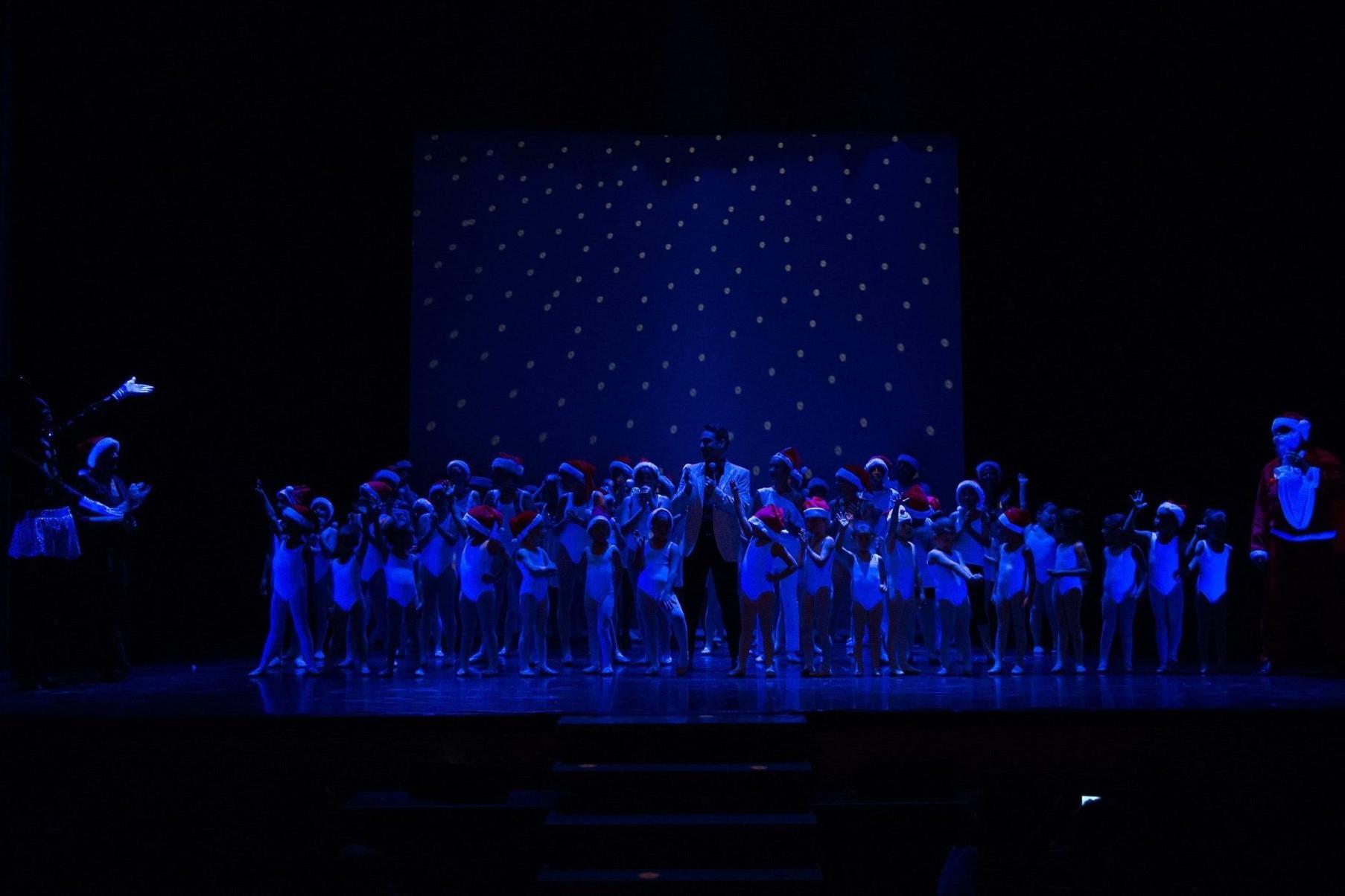 Centro de Danza Sandra Santa Cruz_ Espectáculo