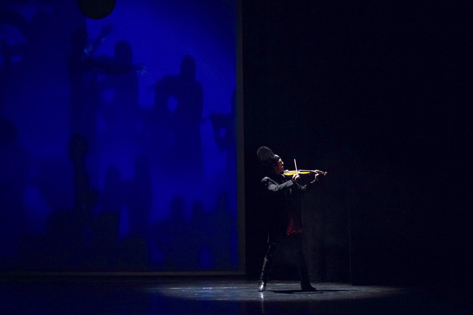 Foto del Centro de Danza Sandra Santa Cruz de su espectáculo