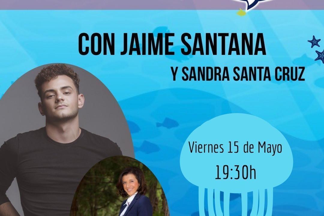 Sandra Santa Cruz, autora del cuento y del programa SLPH estará en descubriendo